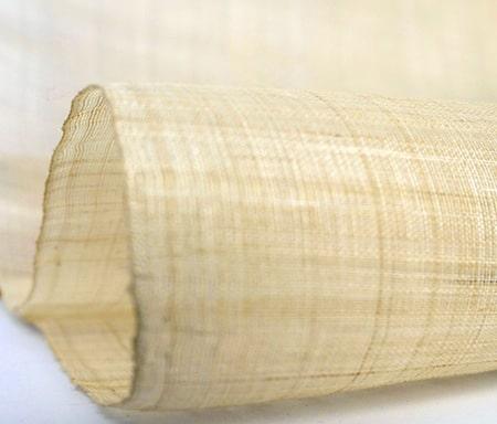 abaca banana fabric