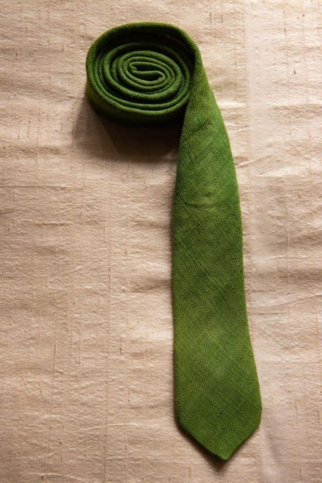 Lotus Necktie