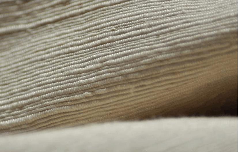 Kapok fabric