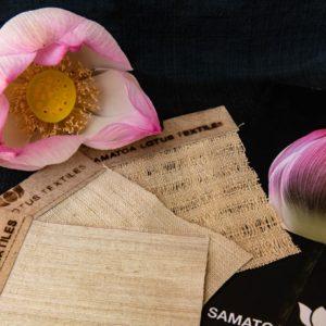 Samples Lotus Fabrics