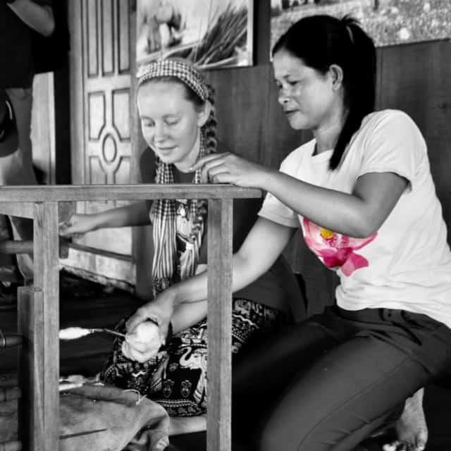 Visit Lotus Farm Siem Reap