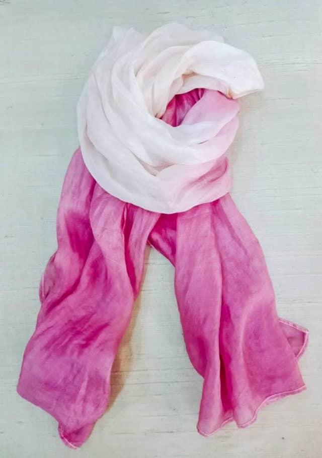 Organza scarf