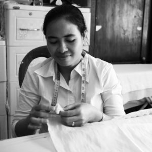 Ethical couture manufacturer Cambodia